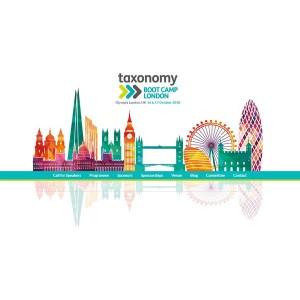 Taxonomy Boot Camp London