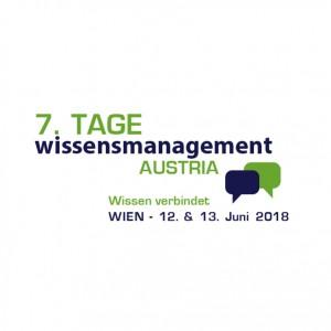 Knowledge Management Conference Austria 2018
