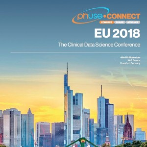 PhUSE EU Connect 2018 - The Clinical Data Science Conference